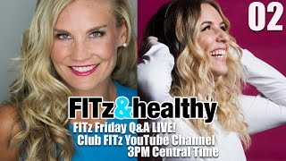 FITz Friday Q&A 02 with Chrisonce : What is the best way to past a plateau?