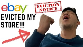 eBay rent is due, pąy or say GOODBYE! w/ @technsports @Daily Refinement
