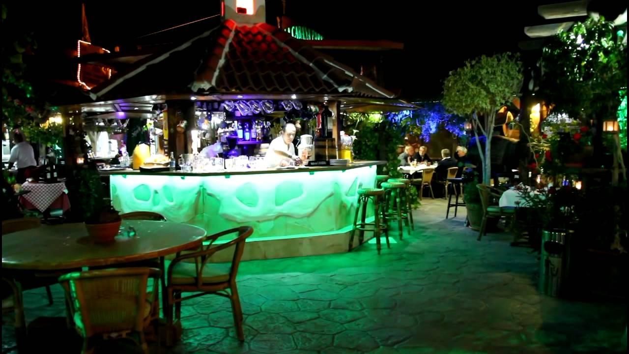 restaurante la cabañita park - youtube - La Cabanita