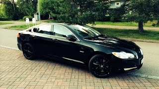 Jaguar XF S Top Speed and accelerations 0-200kmh