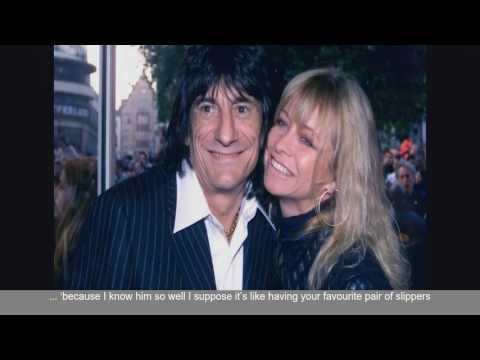 Jo Wood reveals shes forgiven cheating Rolling Stones ex Ronnie and claims divorce from the roc... thumbnail