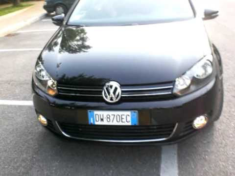 golf 6 2 0 tdi 140 ps full optional youtube. Black Bedroom Furniture Sets. Home Design Ideas