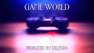 "Video Game themed Hip Hop Rap beat ""Game World"" - Prod. by Deleswa"