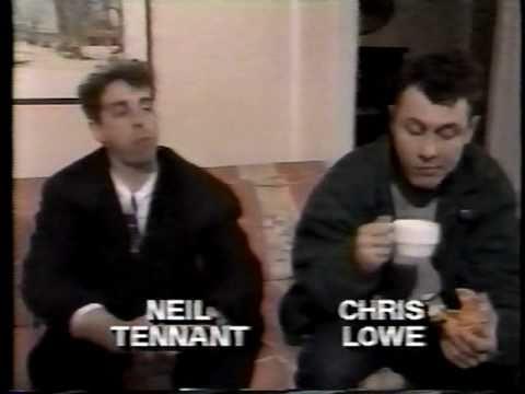 Pet Shop Boys Canadian TV Interview 4/88