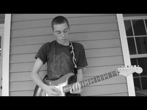 The Wind Cries Mary (Jimi Hendrix) - A cover by Nathan Leach