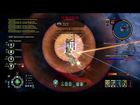 Star Trek Online - Mirror Invasion Event 2018 (Console Version)
