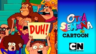Cartoon Network | ¡Otra semana en dessin animé! | Episodio 14 | 2015
