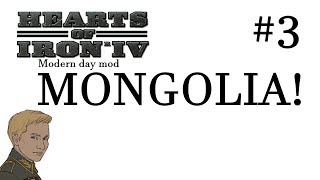 HOI4 - Modern Day Mod - Mongolia - Part 3