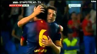 Messi fcb 2 - 0  rcb