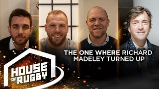 Haskell & Tindall: Wales Grand Slam, Calcutta Cup madness, plus Richard Madeley | House of Rugby #23