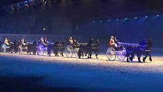 GPTV: Koningin bij jubileum Paardenstamboek