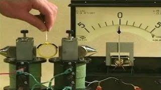 Опыты по физике. Примеры электромагнитной индукции