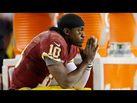 NFL 2015: RG3 Benched By Redskins for Kirk Cousins!