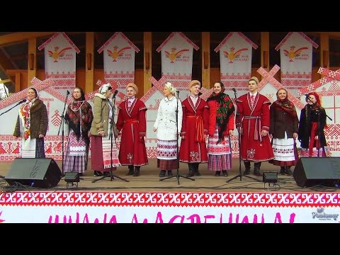 Фольклорный ансамбль «Грамницы» (г. Минск, Беларусь) (2016)