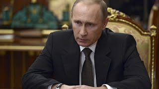 Putin: Downing of Russian jet over Syria stab in the back by terrorist accomplices
