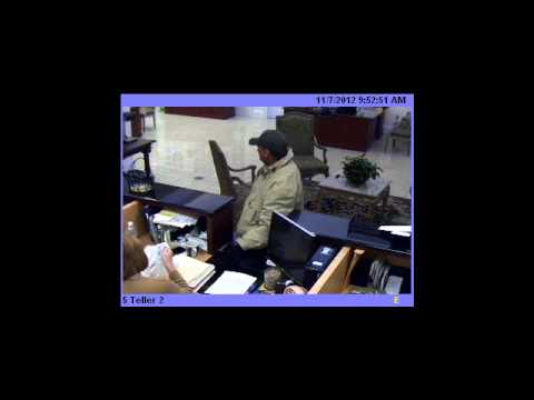 CCSO Bank Robbery 11072012