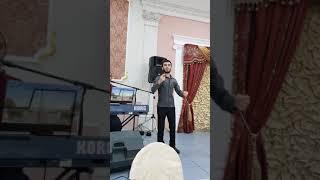 Амиран Султанов на Мулебкинской свадьбе.