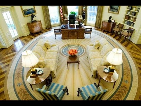 Inside Pictures Of The White House