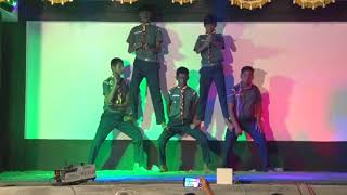 Sandese aate hain song#army#