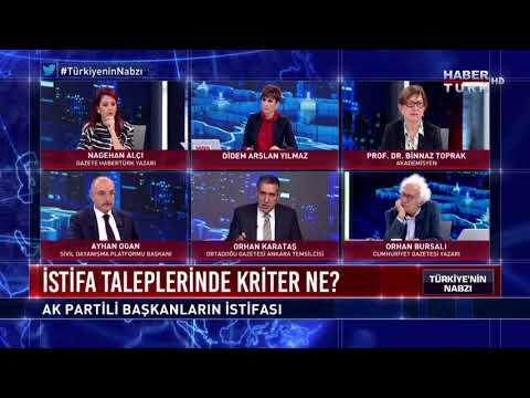 Türkiye' nin Nabzı -23 Ekim 2017 (Siyaset)