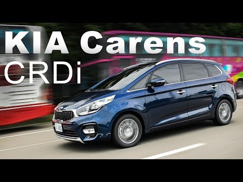 家庭新首選 晉級最高安全價值 KIA Carens CRDi