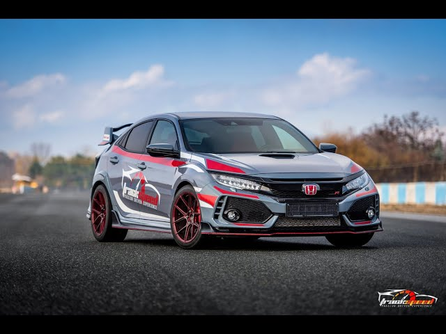 Our FK8 Type R Gets Suspension Upgrades!