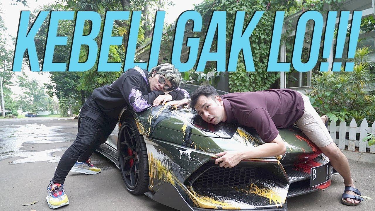 GILLA!!! ATTA ABIS NGE-PRANK GW, TRUS  MAU BELI MOBIL GW CASH!! - KELUYURANS EPS 1