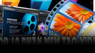 10 Phần mềm làm video tốt nhất