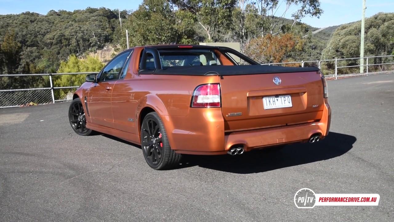 Holden Maloo Engine