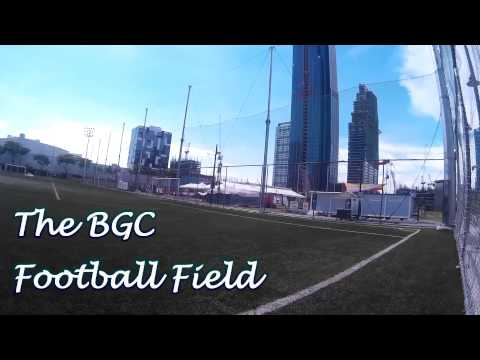 BGC Bonifacio Global City  Taguig Vacation Travel Guide