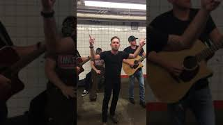 Justin Moore - Why We Drink (Pop Up Show in NYC) thumbnail
