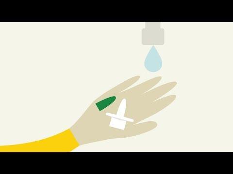RHINOCORT® Allergy Spray: Cleaning | RHINCORT®