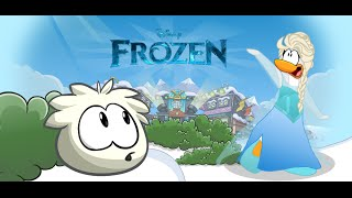 Club Penguin - How to unfreeze the FROZEN Island!!