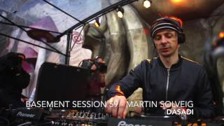 Basement Session 59 Martin Solveig