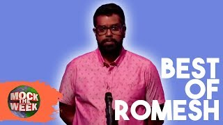 Best Of Romesh Ranganathan (Season 13) - Mock The Week