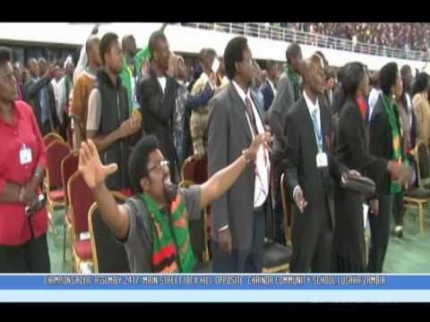 ZAMBIA INVASION DAY 2