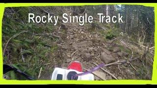 Maico 700 - Rocky Single Track Ride (Dirtbike Riding: S3 E3)