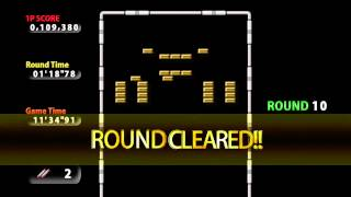 "Arkanoid Live Episode 3 - Solo Lives - 34'37""05 (World Record) (also with low quality commentary!)"