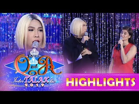 It's Showtime Miss Q and A: Vice has a reaction for those people who have no feelings