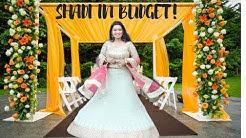 SHAADI IN BUDGET|Episode 1|Indian Wedding |Rajkumari by Richa Haware|Mumbai
