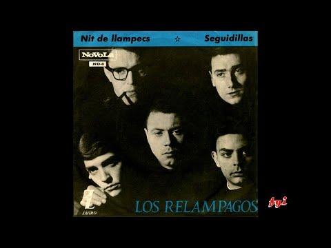 Los Relampagos - Singles Collection 2.- Nit de llampecs / Seguidillas (1965)