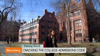 Meet the Man Who Has Cracked the College Admissions Code