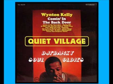 INSTRUMENTAL LATINO - ( Wynton Kelly - Quiet Village ) Mp3