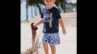 Посылка из КИТАЯ № 44 обзор распаковка костюм на мальчика летний качество супер