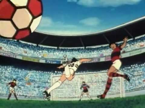 Super campeões - São Paulo (Oliver) X Flamengo (Santana) - Graça no campo da luz (Maracanã)