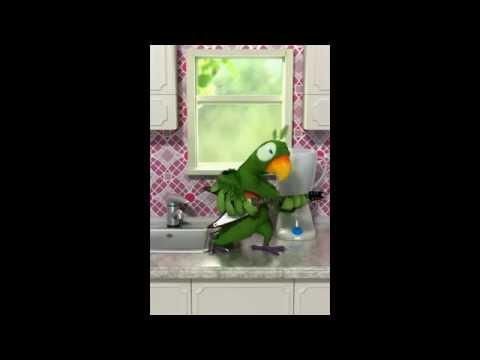 Chờ Người Nơi Ấy (nhạc phim Mỹ Nhân Kế) -Talking Pierre The Parrot
