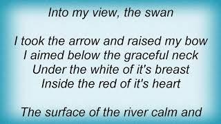 Amorphis - The White Swan Lyrics