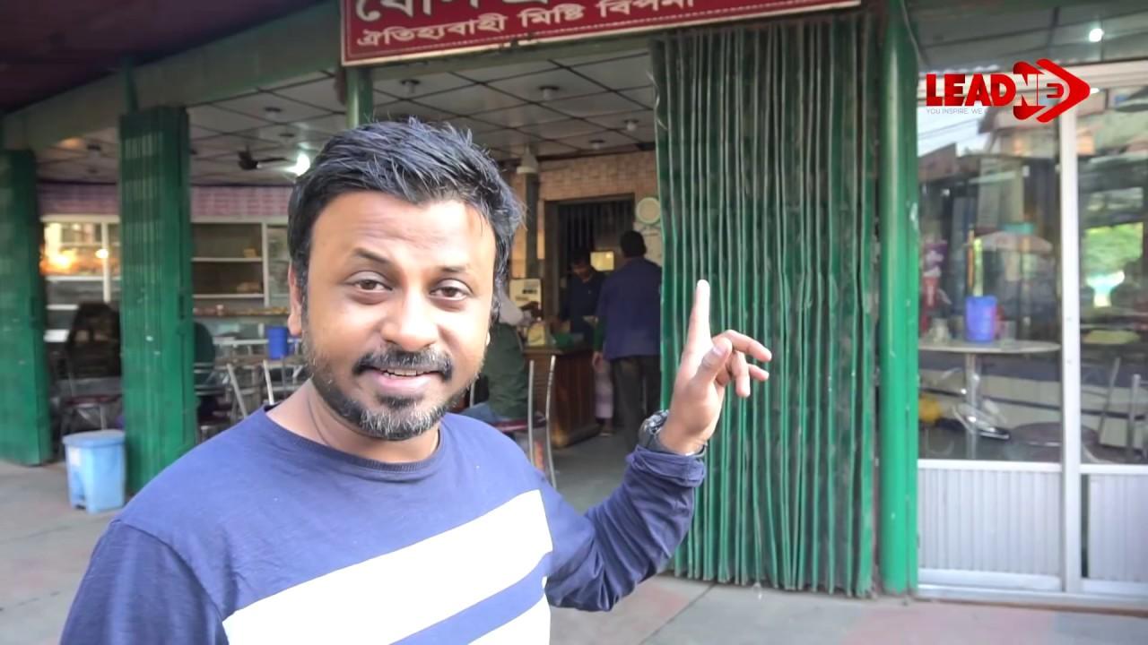 বোস ব্রাদার্স এর মিষ্টি   Plates Of Tradition   Bangla Food Vlog