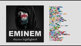 Logic - Homicide feat. Eminem - Eminem's Verse - Lyrics, Rhymes Highlighted (002)