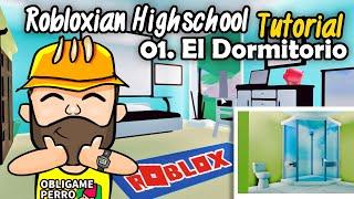 Roblox Packages Download - Download Haciendo Una Casa El Dormitorio En Robloxian
